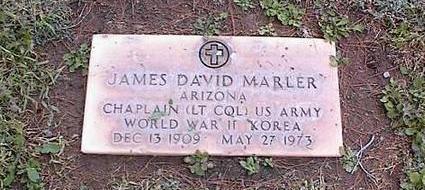 MARLER, JAMES DAVID - Pinal County, Arizona | JAMES DAVID MARLER - Arizona Gravestone Photos