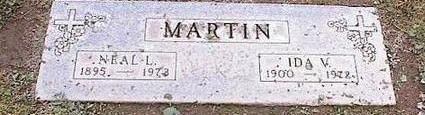 MARTIN, NEAL L. - Pinal County, Arizona | NEAL L. MARTIN - Arizona Gravestone Photos