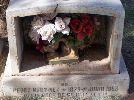 MARTINEZ, PEDRO - Pinal County, Arizona   PEDRO MARTINEZ - Arizona Gravestone Photos