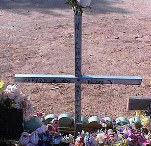 MARTTNES, NICHOLAS - Pinal County, Arizona   NICHOLAS MARTTNES - Arizona Gravestone Photos