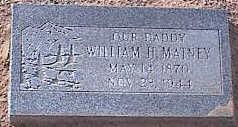 MATNEY, WILLIAM H. - Pinal County, Arizona | WILLIAM H. MATNEY - Arizona Gravestone Photos