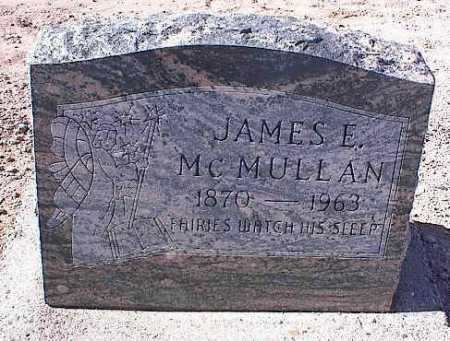 MC MULLAN, JAMES E. - Pinal County, Arizona | JAMES E. MC MULLAN - Arizona Gravestone Photos