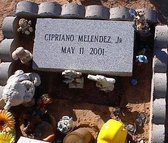 MELENDEZ, CIPRIANO, JR. - Pinal County, Arizona   CIPRIANO, JR. MELENDEZ - Arizona Gravestone Photos