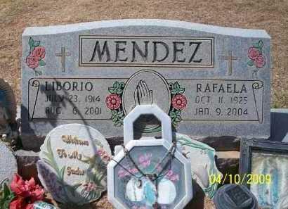 MENDEZ, LIBORIO - Pinal County, Arizona | LIBORIO MENDEZ - Arizona Gravestone Photos