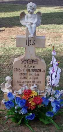 MENDOZA, CRISPIN, JR. - Pinal County, Arizona | CRISPIN, JR. MENDOZA - Arizona Gravestone Photos