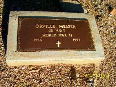 MESSER, ORVILLE - Pinal County, Arizona | ORVILLE MESSER - Arizona Gravestone Photos