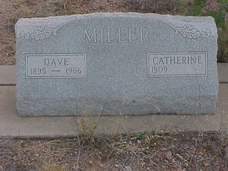 MILLER, CATHERINE - Pinal County, Arizona | CATHERINE MILLER - Arizona Gravestone Photos