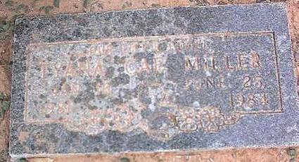 MILLER, TYANA CAE - Pinal County, Arizona   TYANA CAE MILLER - Arizona Gravestone Photos
