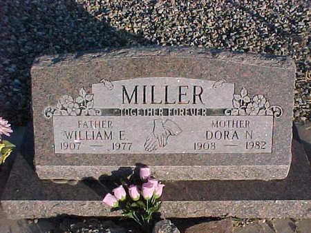 MILLER, WILLIAM  E. - Pinal County, Arizona | WILLIAM  E. MILLER - Arizona Gravestone Photos