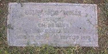 MILLS, BILLY JOE - Pinal County, Arizona | BILLY JOE MILLS - Arizona Gravestone Photos