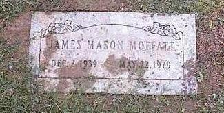 MOFFATT, JAMES MASON - Pinal County, Arizona | JAMES MASON MOFFATT - Arizona Gravestone Photos