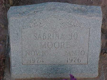 MOORE, SABRINA  JO - Pinal County, Arizona | SABRINA  JO MOORE - Arizona Gravestone Photos