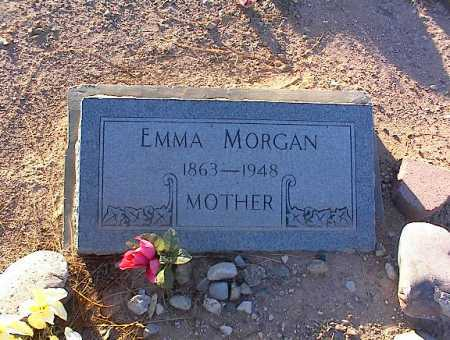 SINOR MORGAN, EMMA NANCY - Pinal County, Arizona | EMMA NANCY SINOR MORGAN - Arizona Gravestone Photos