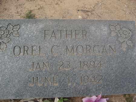 MORGAN, OREL C. - Pinal County, Arizona   OREL C. MORGAN - Arizona Gravestone Photos