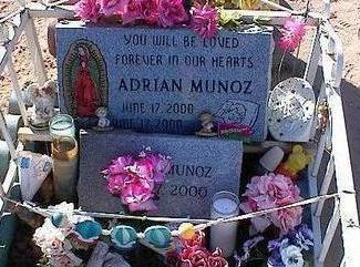 MUNOZ, ADRIAN - Pinal County, Arizona | ADRIAN MUNOZ - Arizona Gravestone Photos