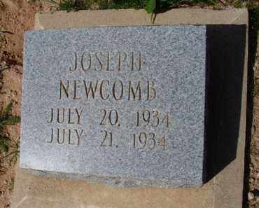 NEWCOMB, JOSEPH - Pinal County, Arizona | JOSEPH NEWCOMB - Arizona Gravestone Photos