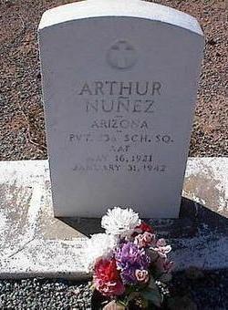 NUNEZ, ARTHUR - Pinal County, Arizona | ARTHUR NUNEZ - Arizona Gravestone Photos