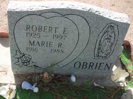 OBRIEN, MARIE R. - Pinal County, Arizona | MARIE R. OBRIEN - Arizona Gravestone Photos