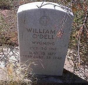 O'DELL, WILLIAM - Pinal County, Arizona | WILLIAM O'DELL - Arizona Gravestone Photos