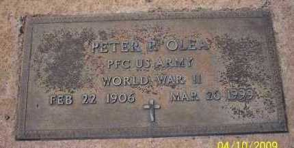 OLEA, PETER R. - Pinal County, Arizona   PETER R. OLEA - Arizona Gravestone Photos