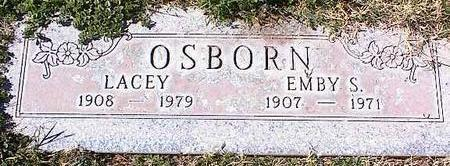 OSBORN, LACEY - Pinal County, Arizona | LACEY OSBORN - Arizona Gravestone Photos