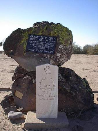 OURY, MONUMENT - Pinal County, Arizona | MONUMENT OURY - Arizona Gravestone Photos