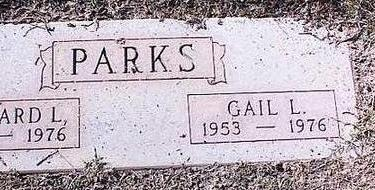 PARKS, GAIL L. - Pinal County, Arizona | GAIL L. PARKS - Arizona Gravestone Photos