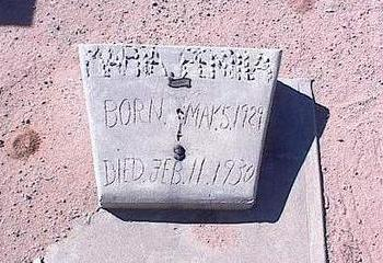 PENMA, MARIA - Pinal County, Arizona | MARIA PENMA - Arizona Gravestone Photos