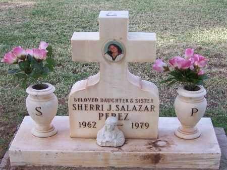 SALAZAR PEREZ, SHERRI - Pinal County, Arizona | SHERRI SALAZAR PEREZ - Arizona Gravestone Photos