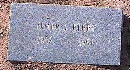PERRY, ELMER L. - Pinal County, Arizona | ELMER L. PERRY - Arizona Gravestone Photos