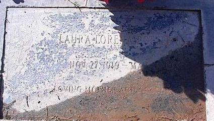 POTTER, LAURA LORENA - Pinal County, Arizona | LAURA LORENA POTTER - Arizona Gravestone Photos