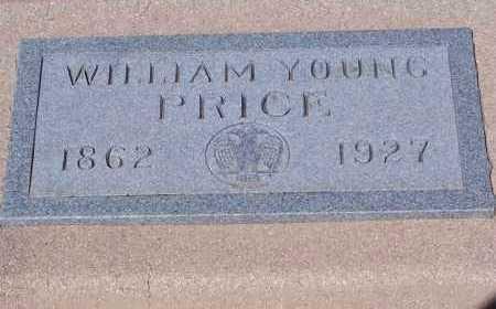 PRICE, WILLIAM YOUNG - Pinal County, Arizona   WILLIAM YOUNG PRICE - Arizona Gravestone Photos