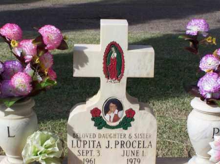 PROCELA, LUPITA J. - Pinal County, Arizona   LUPITA J. PROCELA - Arizona Gravestone Photos