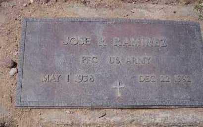 RAMIREZ, JOSE R. - Pinal County, Arizona   JOSE R. RAMIREZ - Arizona Gravestone Photos