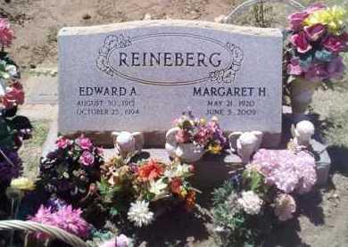 REINEBERG, MARGARET - Pinal County, Arizona | MARGARET REINEBERG - Arizona Gravestone Photos