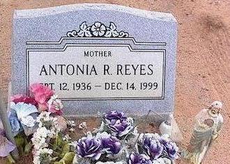 REYES, ANTONIA R. - Pinal County, Arizona | ANTONIA R. REYES - Arizona Gravestone Photos