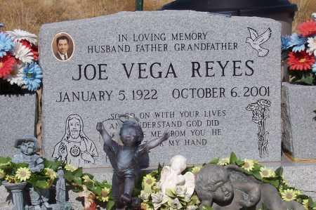 REYES, JOE VEGA - Pinal County, Arizona   JOE VEGA REYES - Arizona Gravestone Photos