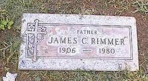 RIMMER, JAMES C. - Pinal County, Arizona | JAMES C. RIMMER - Arizona Gravestone Photos