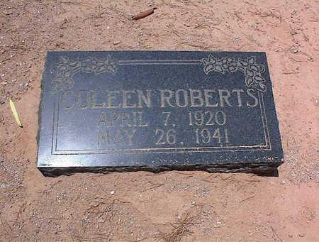 BALLARD ROBERTS, COLEEN - Pinal County, Arizona | COLEEN BALLARD ROBERTS - Arizona Gravestone Photos
