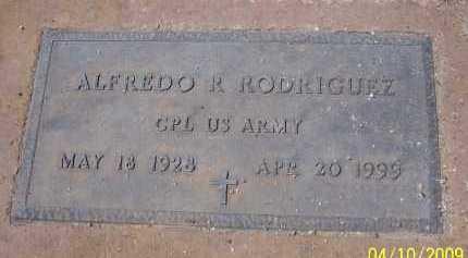 RODRIGUEZ, ALFREDO R. - Pinal County, Arizona | ALFREDO R. RODRIGUEZ - Arizona Gravestone Photos