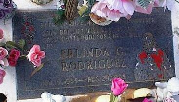 RODRIQUEZ, ERLINDA G. - Pinal County, Arizona | ERLINDA G. RODRIQUEZ - Arizona Gravestone Photos