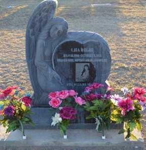 ROLES, LISA - Pinal County, Arizona | LISA ROLES - Arizona Gravestone Photos