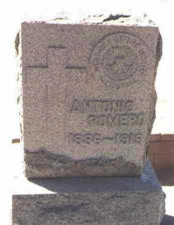 ROMERO, ANTONIO - Pinal County, Arizona | ANTONIO ROMERO - Arizona Gravestone Photos