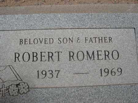 ROMERO, ROBERT - Pinal County, Arizona | ROBERT ROMERO - Arizona Gravestone Photos