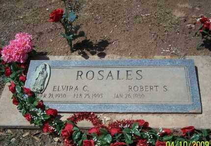 ROSALES, ELVIRA C. - Pinal County, Arizona | ELVIRA C. ROSALES - Arizona Gravestone Photos