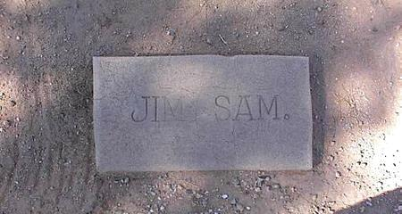 SAM, JIM - Pinal County, Arizona | JIM SAM - Arizona Gravestone Photos