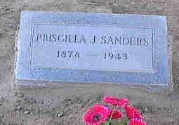 BRENTO SANDERS, PRICILLA JANE - Pinal County, Arizona | PRICILLA JANE BRENTO SANDERS - Arizona Gravestone Photos