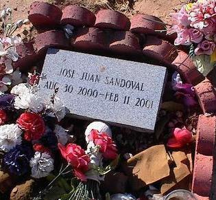 SANDOVAL, JOSE JUAN - Pinal County, Arizona | JOSE JUAN SANDOVAL - Arizona Gravestone Photos