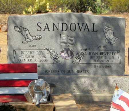 "SANDOVAL, ROBERT ROY ""SANDY"" - Pinal County, Arizona 