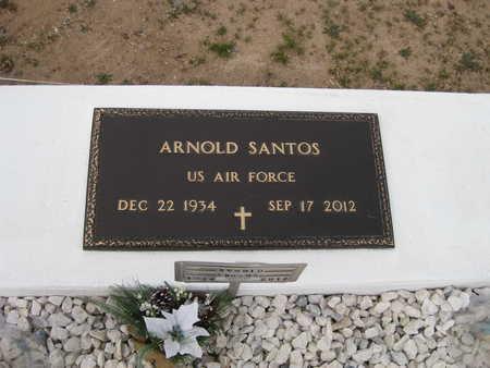 "SANTOS, ARNOLD  ""ARNO"" - Pinal County, Arizona | ARNOLD  ""ARNO"" SANTOS - Arizona Gravestone Photos"